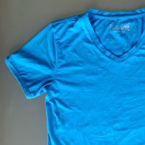 batang Shirts - Batang Short Sleeve V-Neck